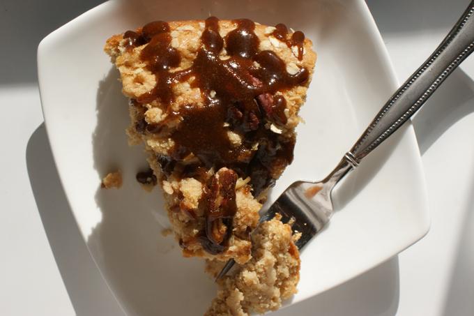 buttermilk and brown sugar coffee cake
