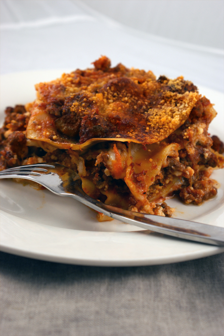 lighter lasagna