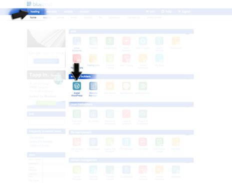 hostingcPanelBluehostGraphic