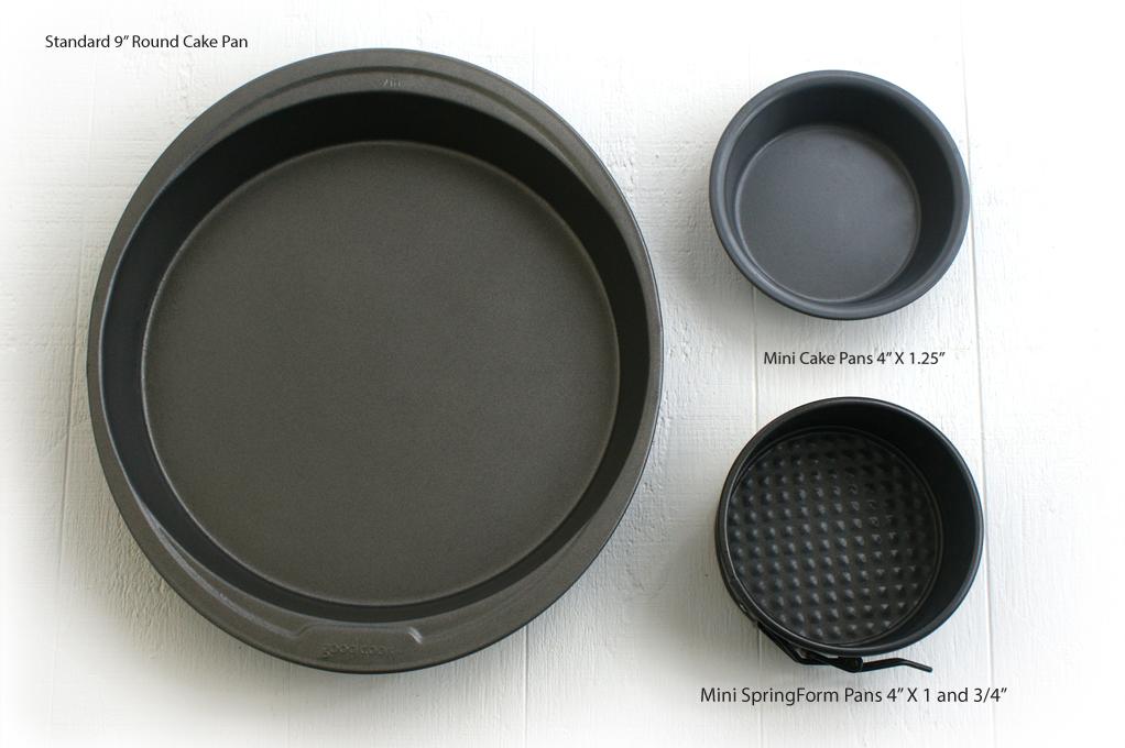 pan sizes