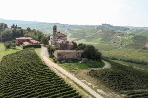 The Castello Luzzano, Photo Courtesy of Castello Luzzano Winery.