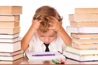 Image result for الواجبات المدرسية للطفل
