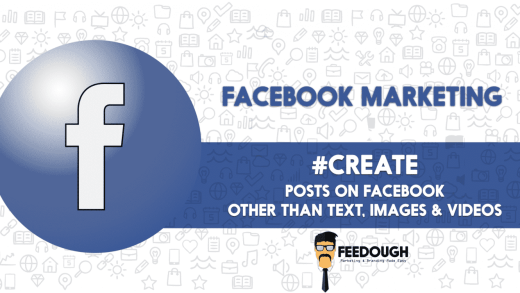 Facebook Marketing - Different Type of Posts on Facebook 2