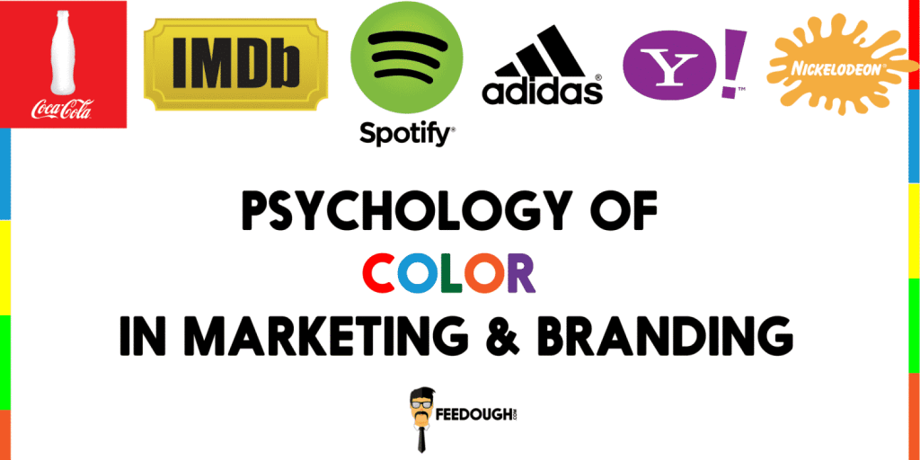 Psychology of Colors in Marketing and Branding