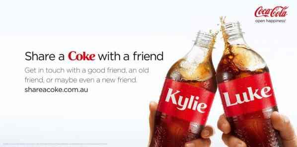 coca cola shotgun approach