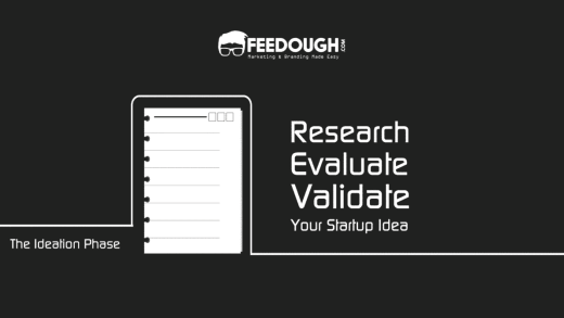 research evaluate validate - ideation phase - startup process