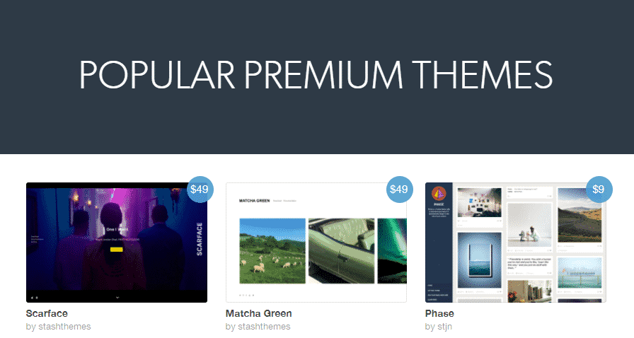 tumblr premium themes how does tumblr make money