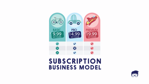 The Subscription Business Model 3