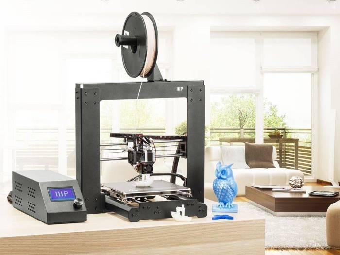 monoprice maker select 3d printer