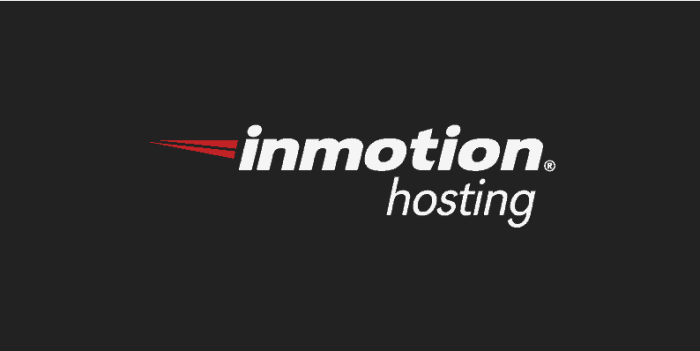 inmotion hosting website hosting
