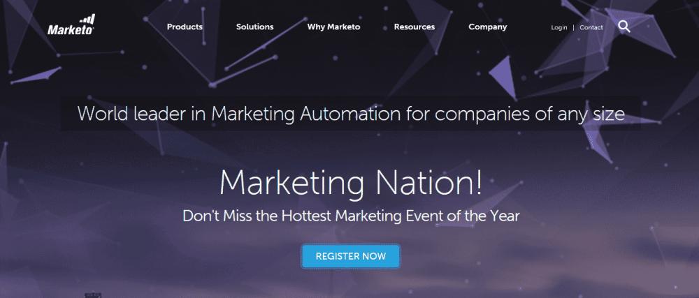 marketo marketing tools