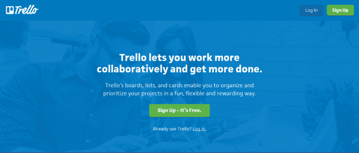 trello marketing tools