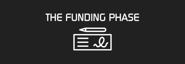 Funding phase