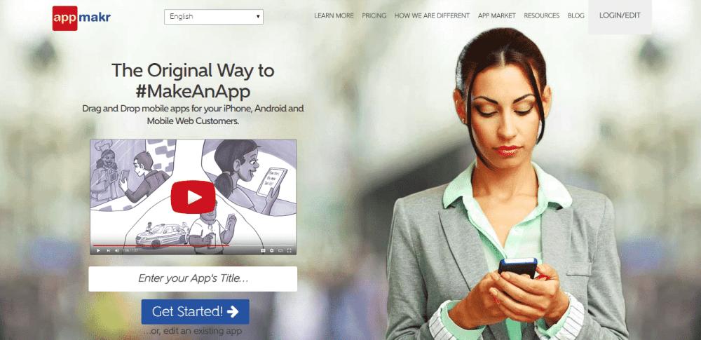 appmakr application maker