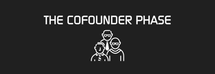 cofounder phase