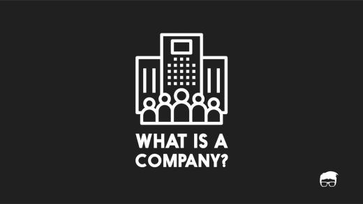 what is a company