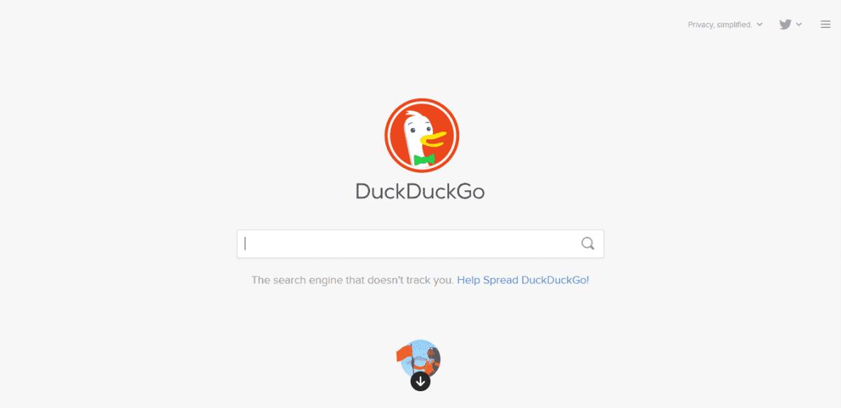 duckduckgo value proposition