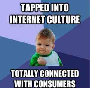 internet culture meme