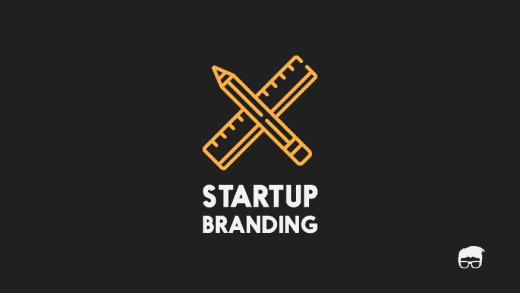startup branding