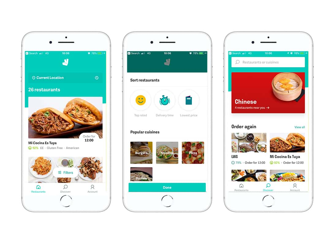 How deliveroo works