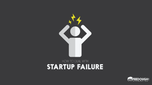 how to deal with startup failure
