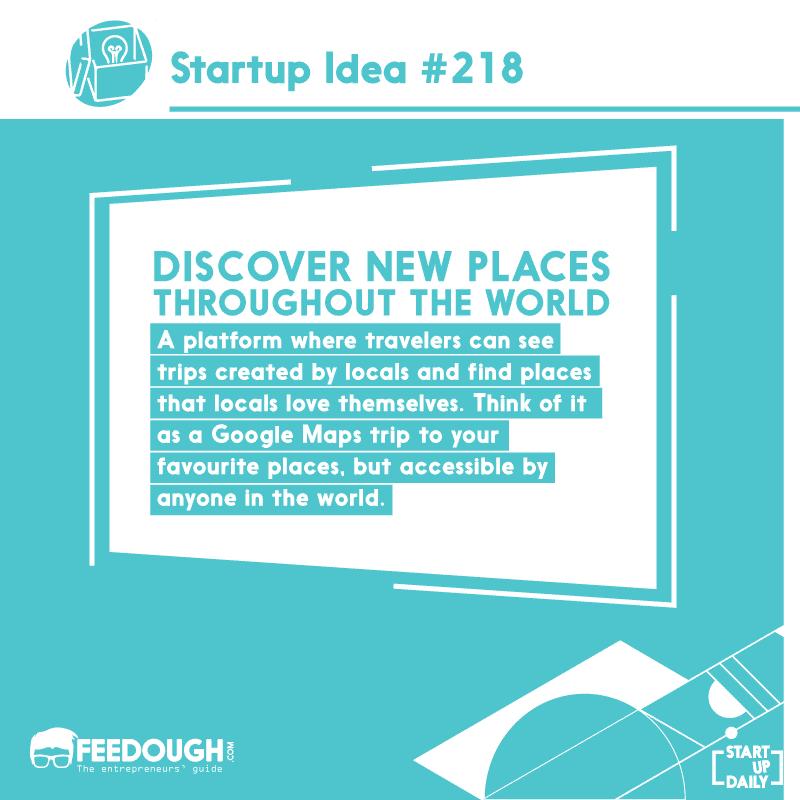 startup idea #218