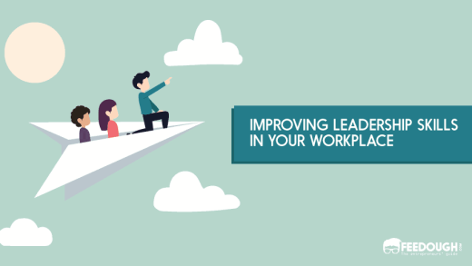 improve leadership skills in workplace