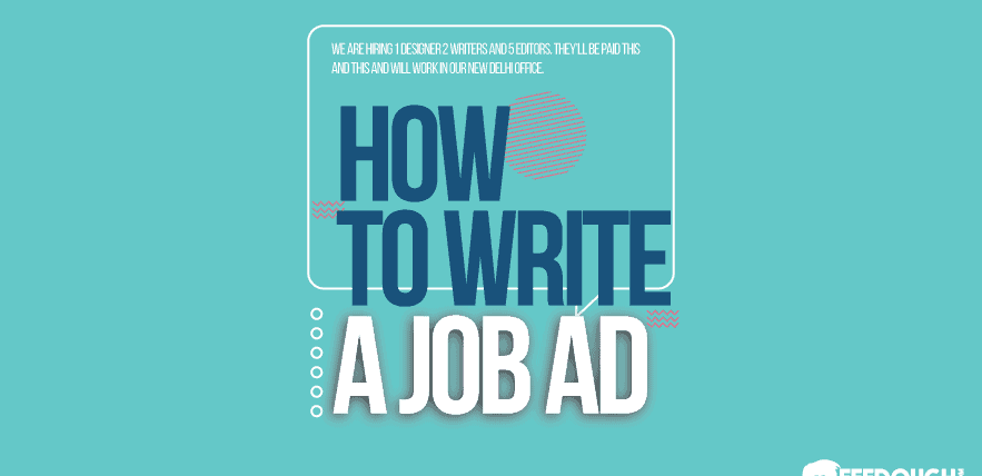 how to write a job ad