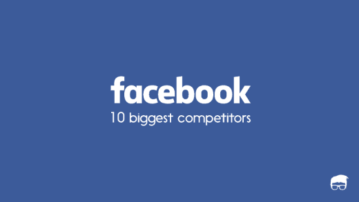 The 10 Biggest Competitors Of Facebook 1