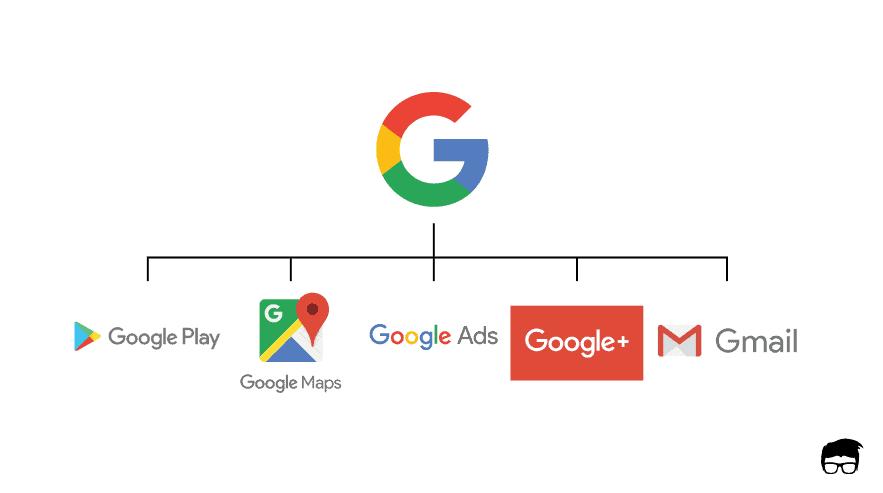 google branded house