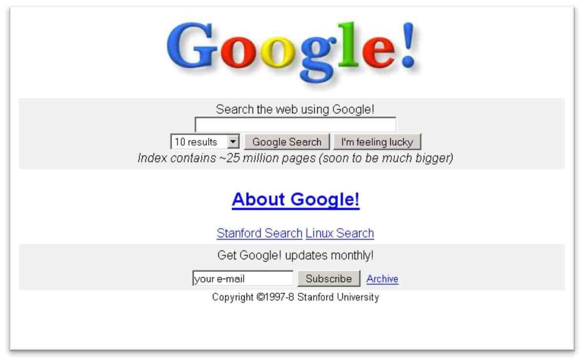 Google Stanford
