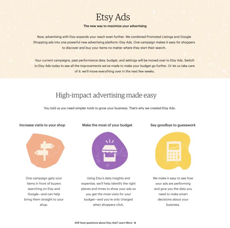 etsy ads