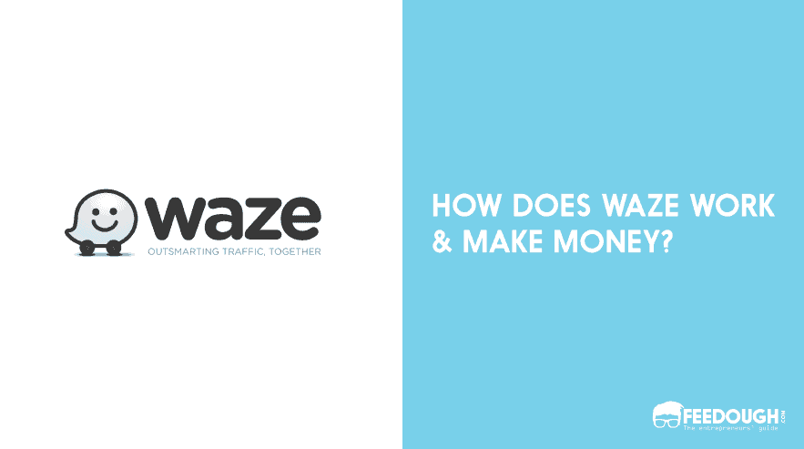 Waze business model