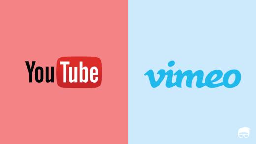 youtube vs. vimeo