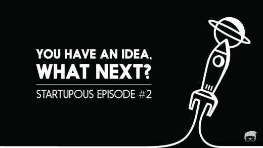 you have a startup idea what next