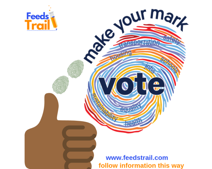 Vote Your Aspiration - FeedsTrail.com