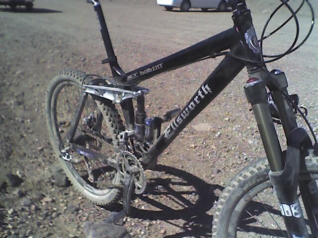 Santa Cruz Blur Lt 2006