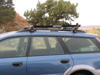 2011 Subaru Outback Roof Rack Capacity