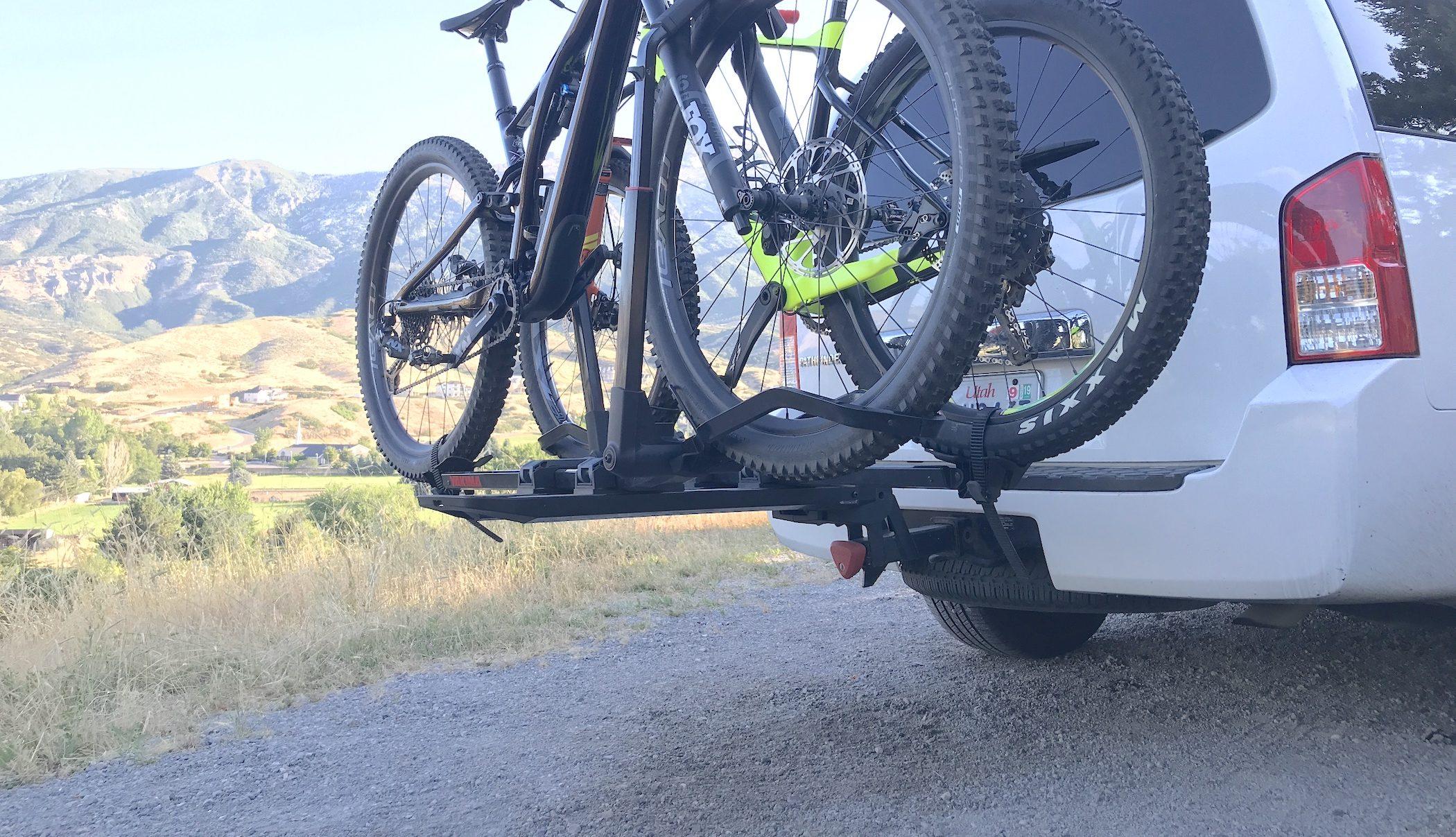 yakima fat tire bike rack