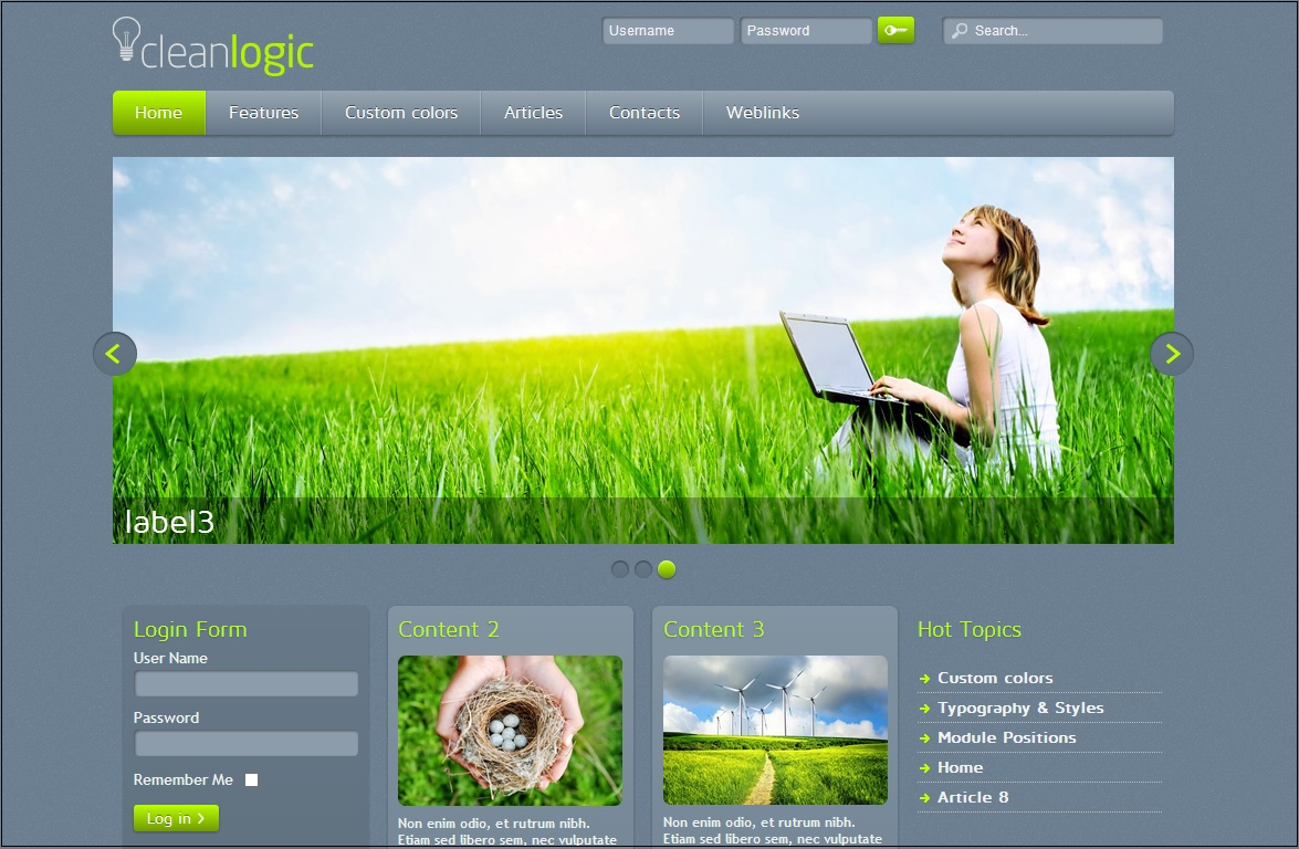 CleanLogic J3.x