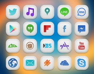 Light Icons Pack