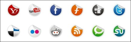 Socialize Icon Set.