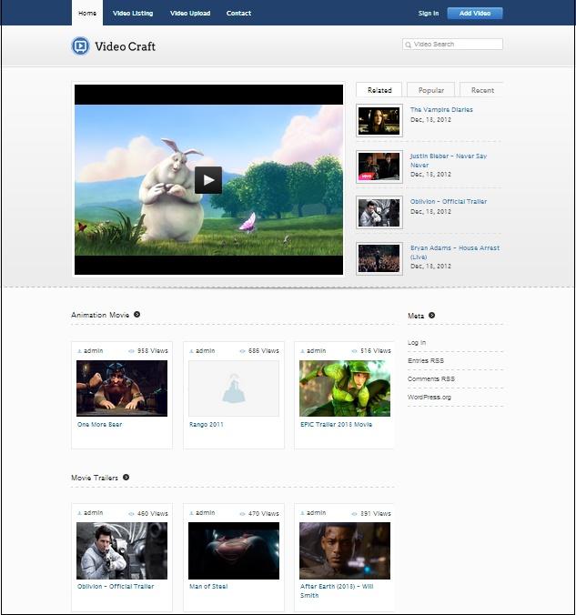 Video Craft