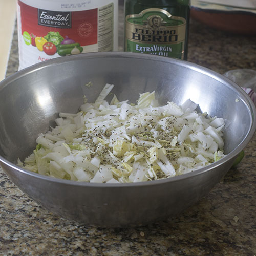 Cabbage and Spices
