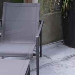 Kohl Lounge Chair Met Voetenbank Cherner Side Feelathome Stockverkoop Design Tuinmeubelen Tribu