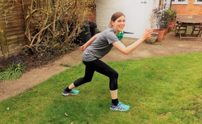 Feel Better Osteopathy osteopath Emma Lipson running couch to 5k