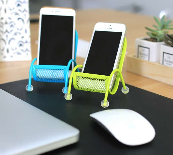 Beach Chair Cell Phone Holder Stand  FeelGift
