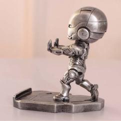Ipad Stand For Chair Zuari Revolving Portable Iron Man Desk Cell Phone Holder - Feelgift