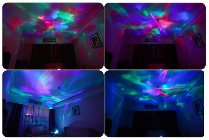 Laser Lights Christmas
