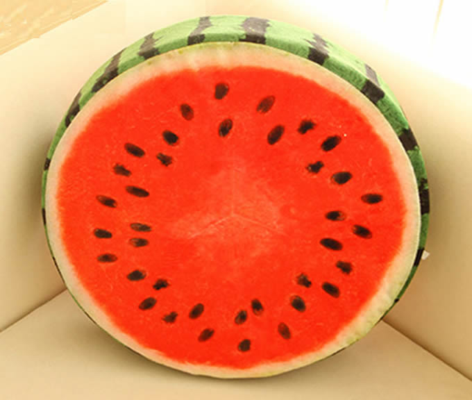 chair pillow for back accent living room ideas fruit cushion - feelgift